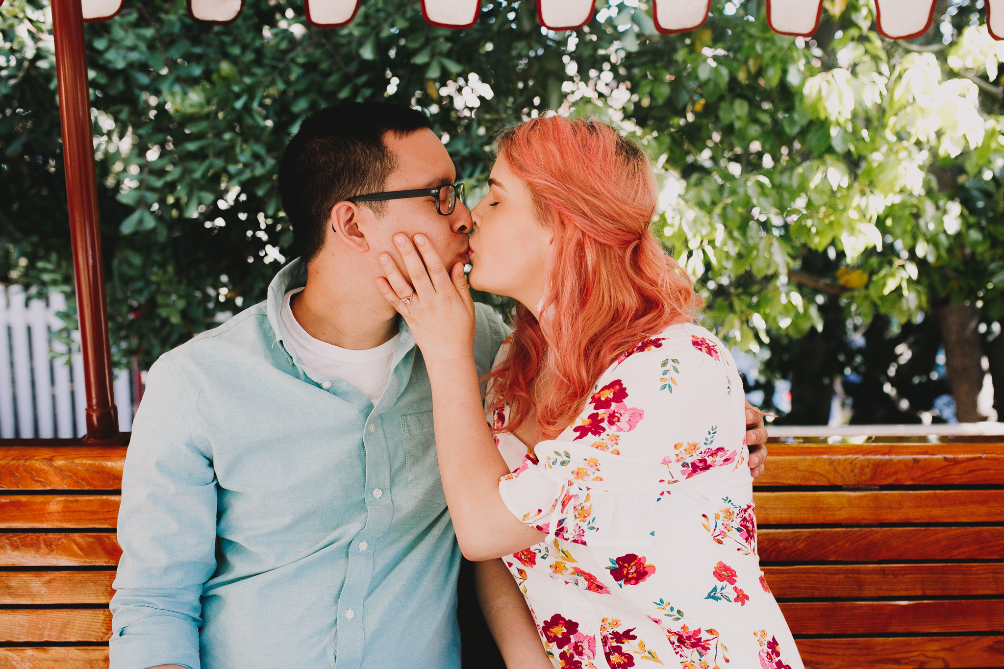 Archer Inspired Photography Disneyland Engagement Wedding Session Southern California Kayla and Kevin Lifestyle Documentary-93.jpg