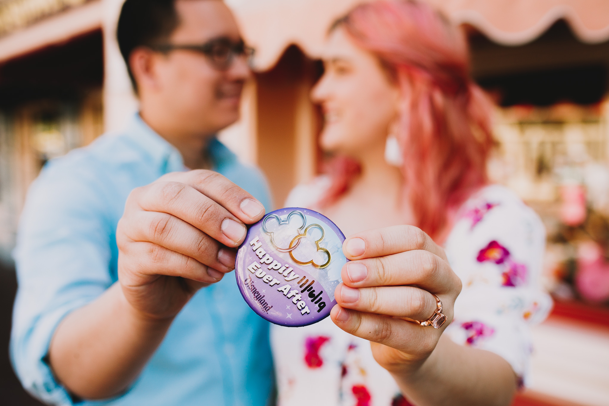 Archer Inspired Photography Disneyland Engagement Wedding Session Southern California Kayla and Kevin Lifestyle Documentary-118.jpg