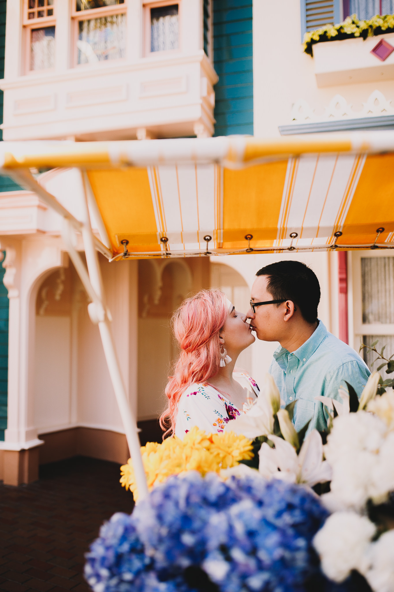 Archer Inspired Photography Disneyland Engagement Wedding Session Southern California Kayla and Kevin Lifestyle Documentary-165.jpg