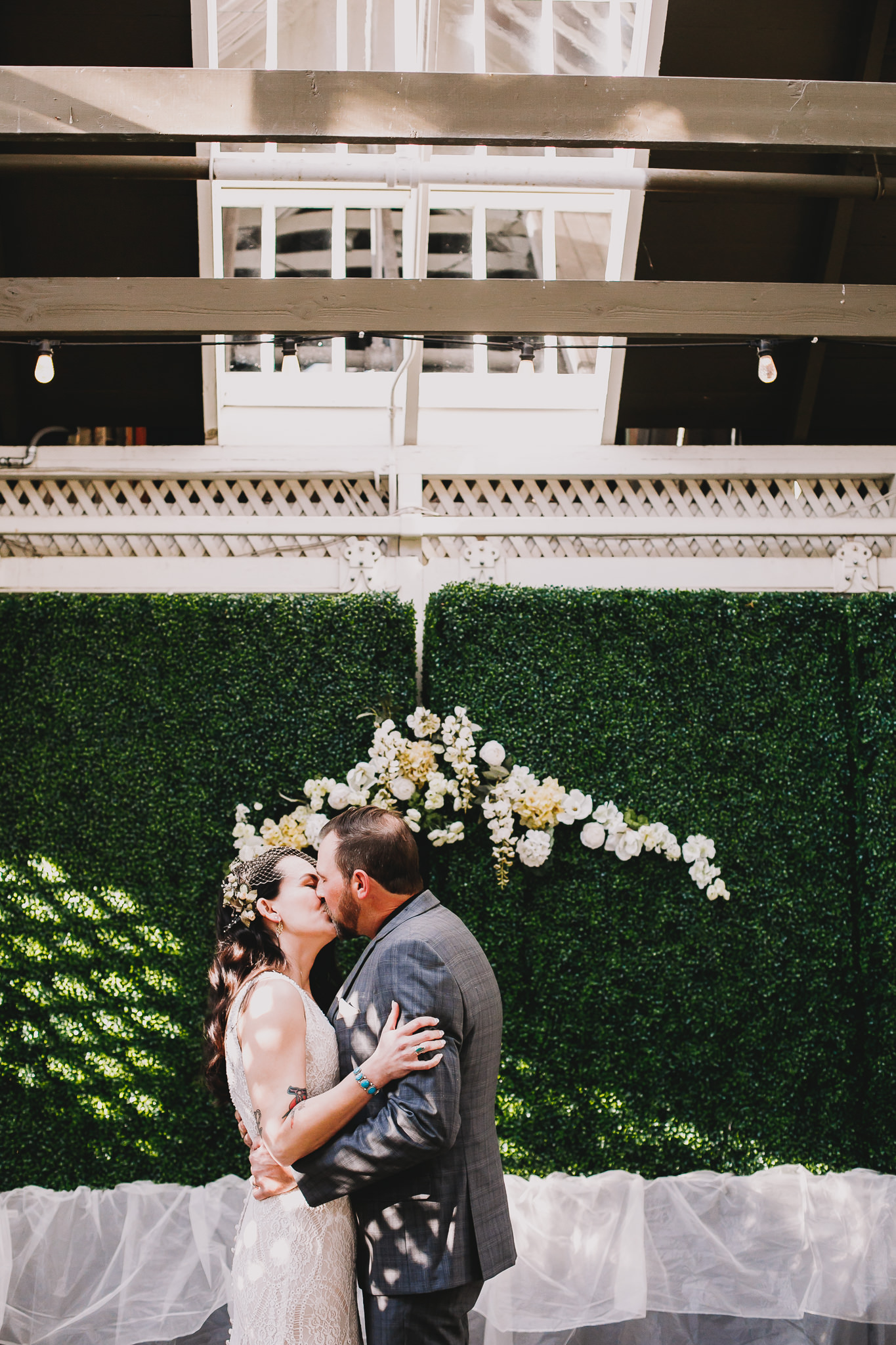 Archer Inspired Photography Sara and Aaron Winchester Mystery House NorCal San Jose California Wedding Photographer-166.jpg
