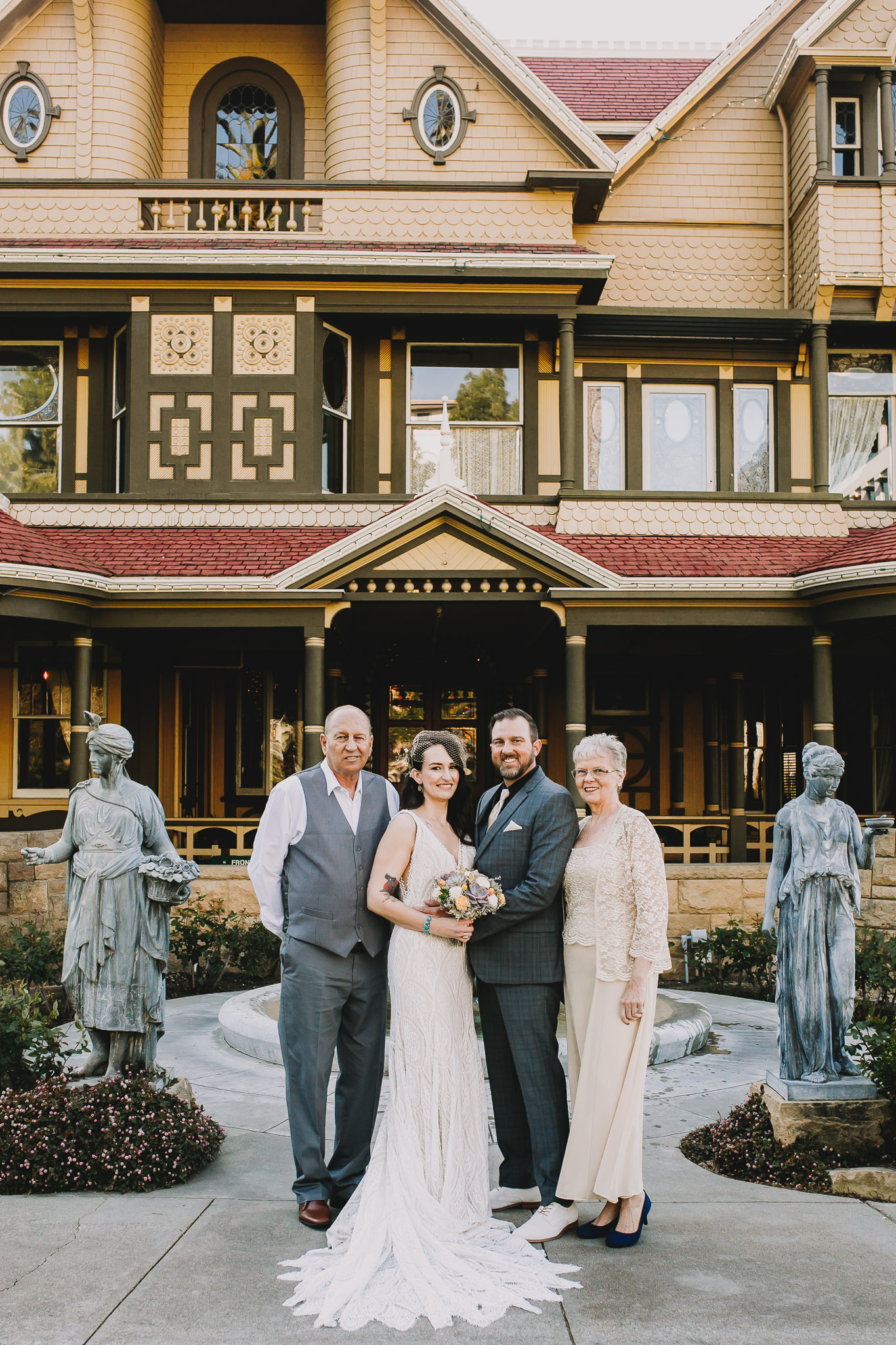 Archer Inspired Photography Sara and Aaron Winchester Mystery House NorCal San Jose California Wedding Photographer-208.jpg