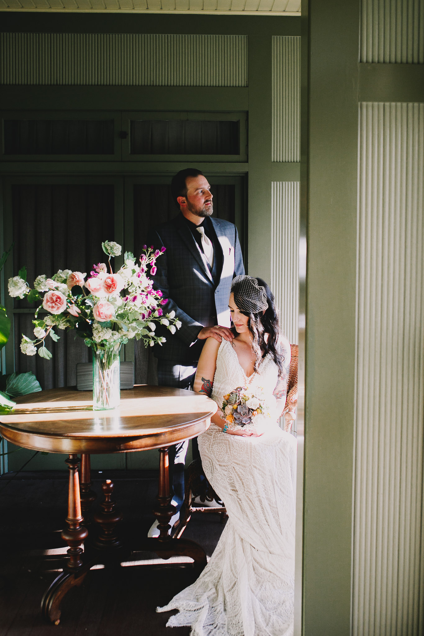 Archer Inspired Photography Sara and Aaron Winchester Mystery House NorCal San Jose California Wedding Photographer-264.jpg