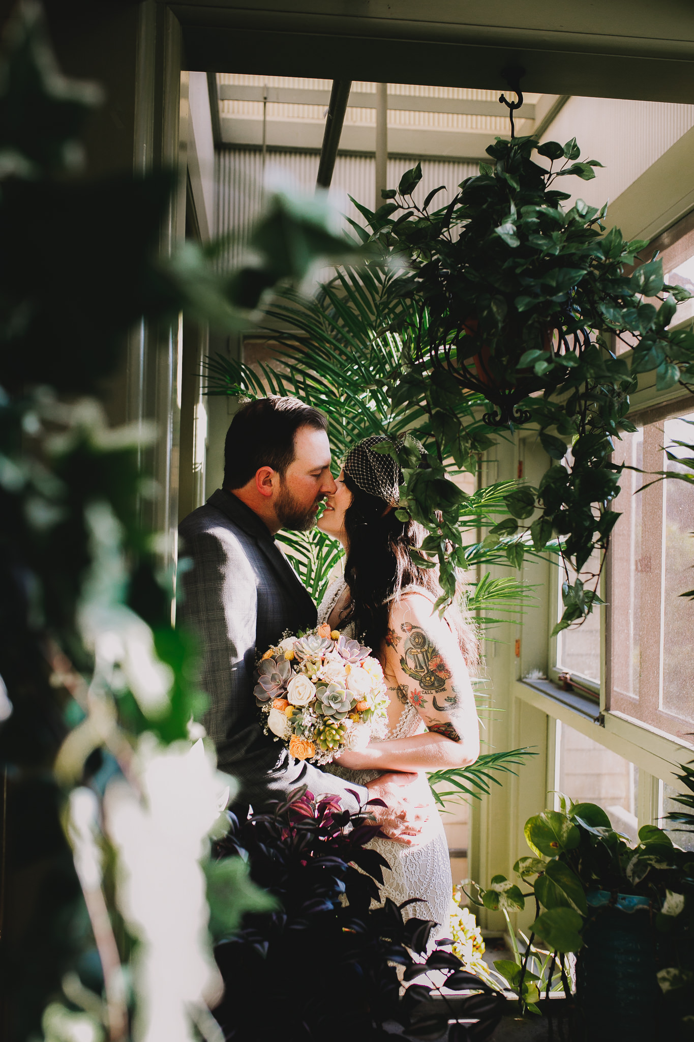 Archer Inspired Photography Sara and Aaron Winchester Mystery House NorCal San Jose California Wedding Photographer-271.jpg