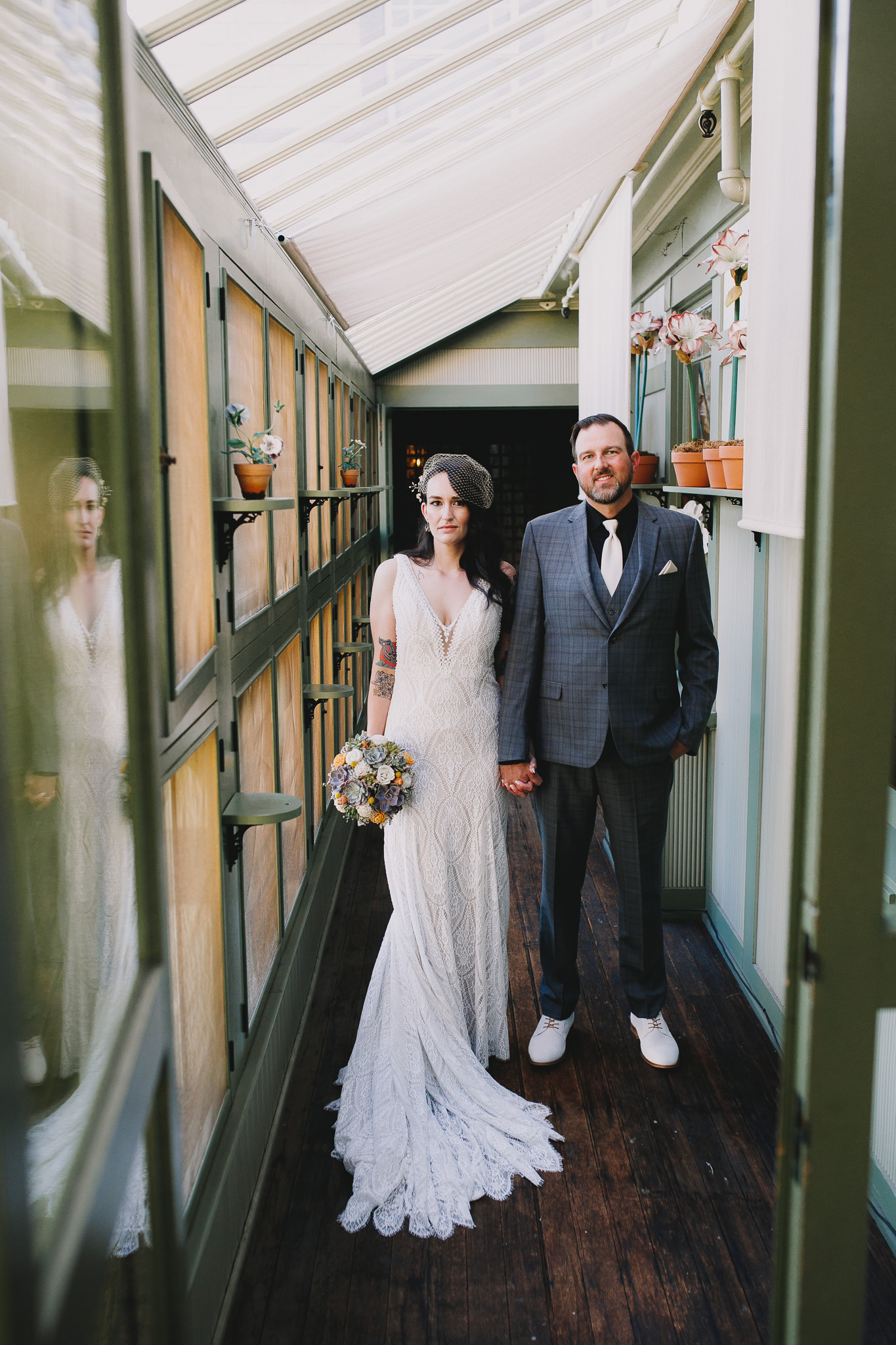 Archer Inspired Photography Sara and Aaron Winchester Mystery House NorCal San Jose California Wedding Photographer-274.jpg