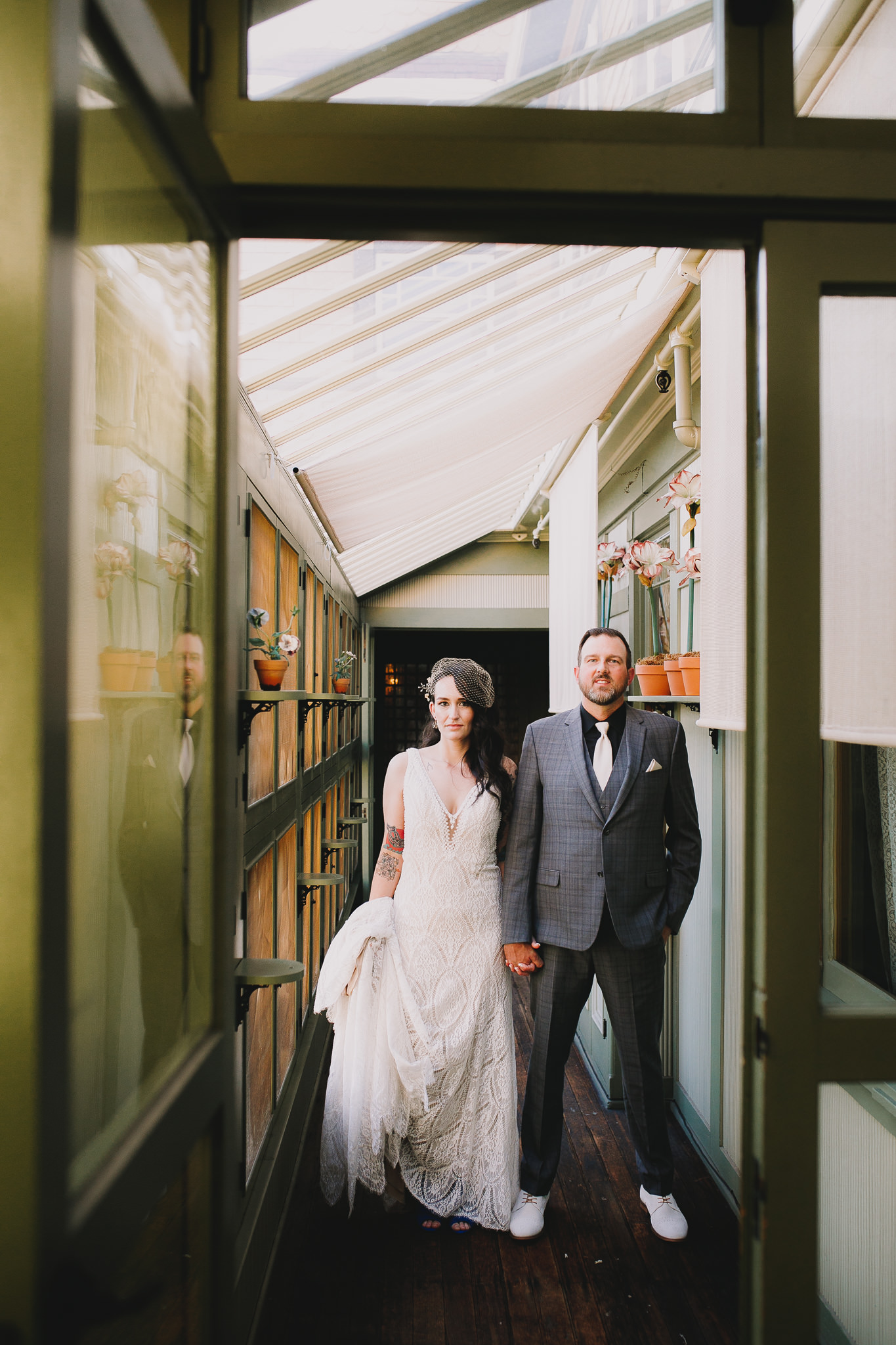 Archer Inspired Photography Sara and Aaron Winchester Mystery House NorCal San Jose California Wedding Photographer-299.jpg