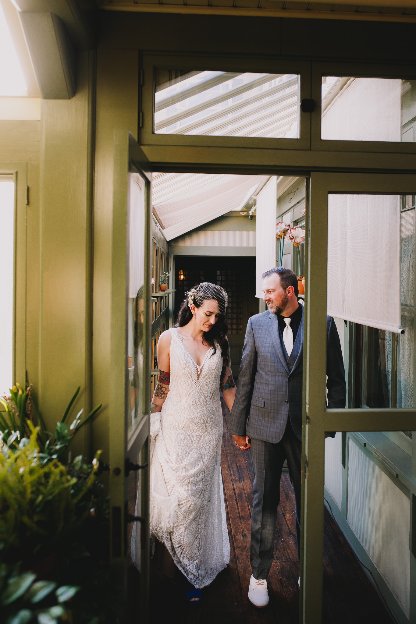 Archer Inspired Photography Sara and Aaron Winchester Mystery House NorCal San Jose California Wedding Photographer-306.jpg
