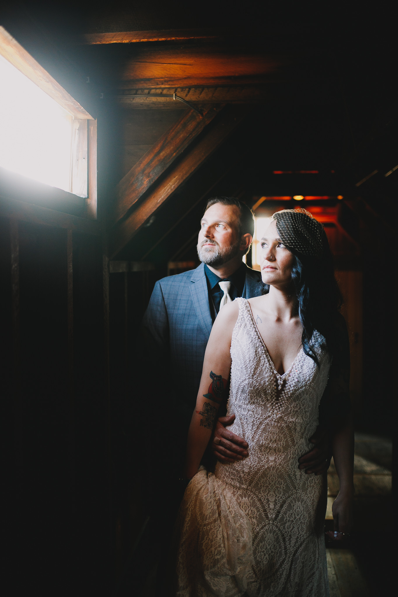 Archer Inspired Photography Sara and Aaron Winchester Mystery House NorCal San Jose California Wedding Photographer-315.jpg