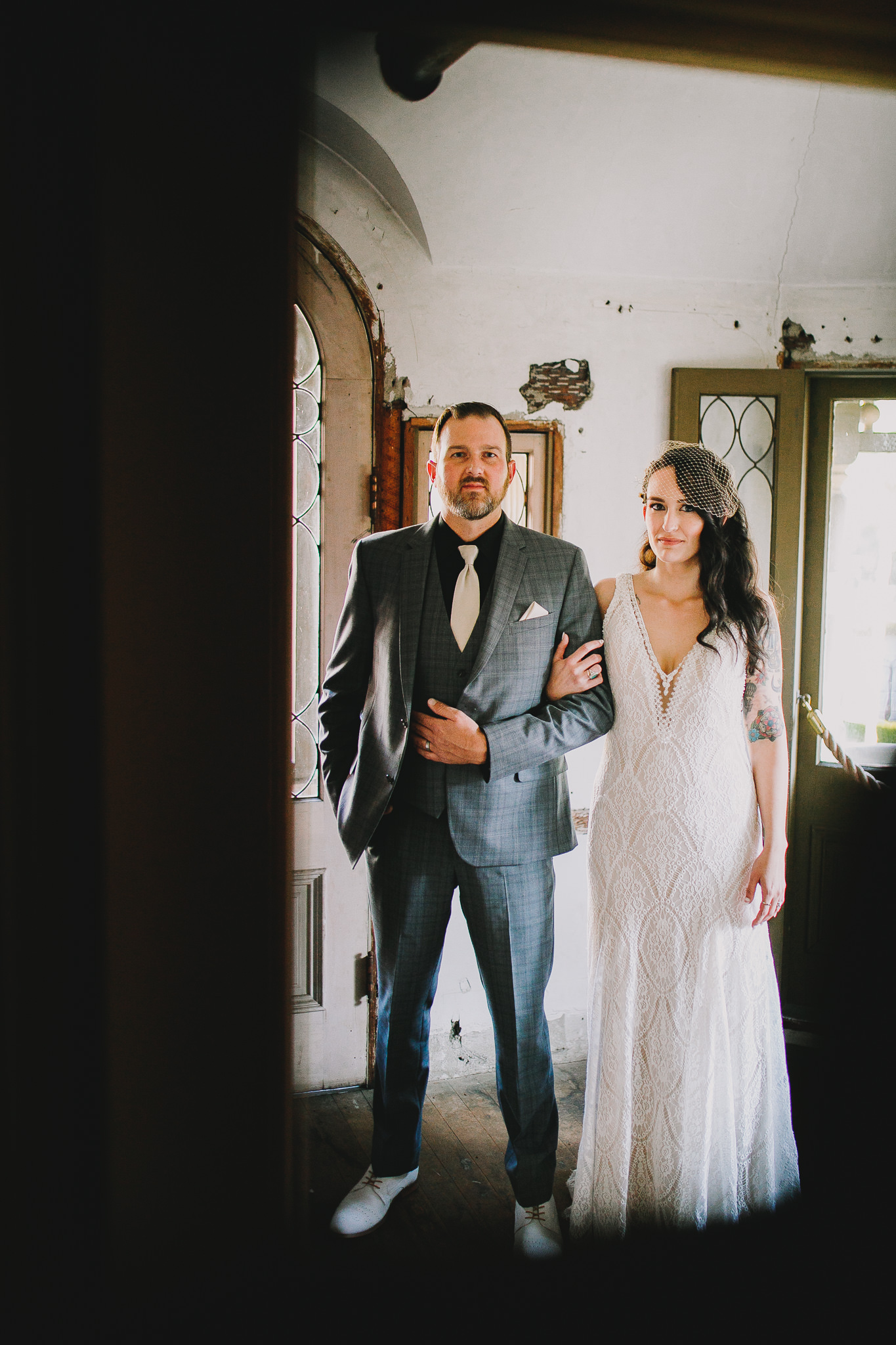 Archer Inspired Photography Sara and Aaron Winchester Mystery House NorCal San Jose California Wedding Photographer-357.jpg