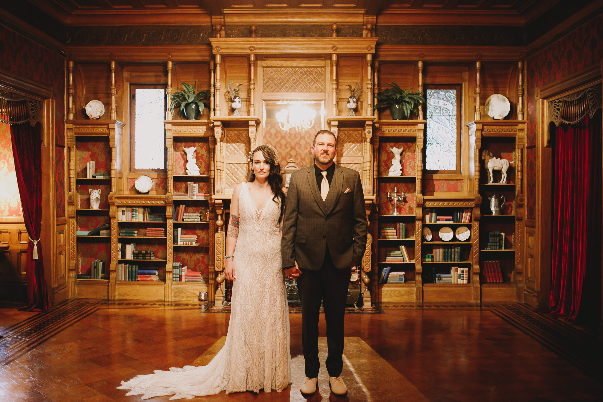 Archer Inspired Photography Sara and Aaron Winchester Mystery House NorCal San Jose California Wedding Photographer-382.jpg