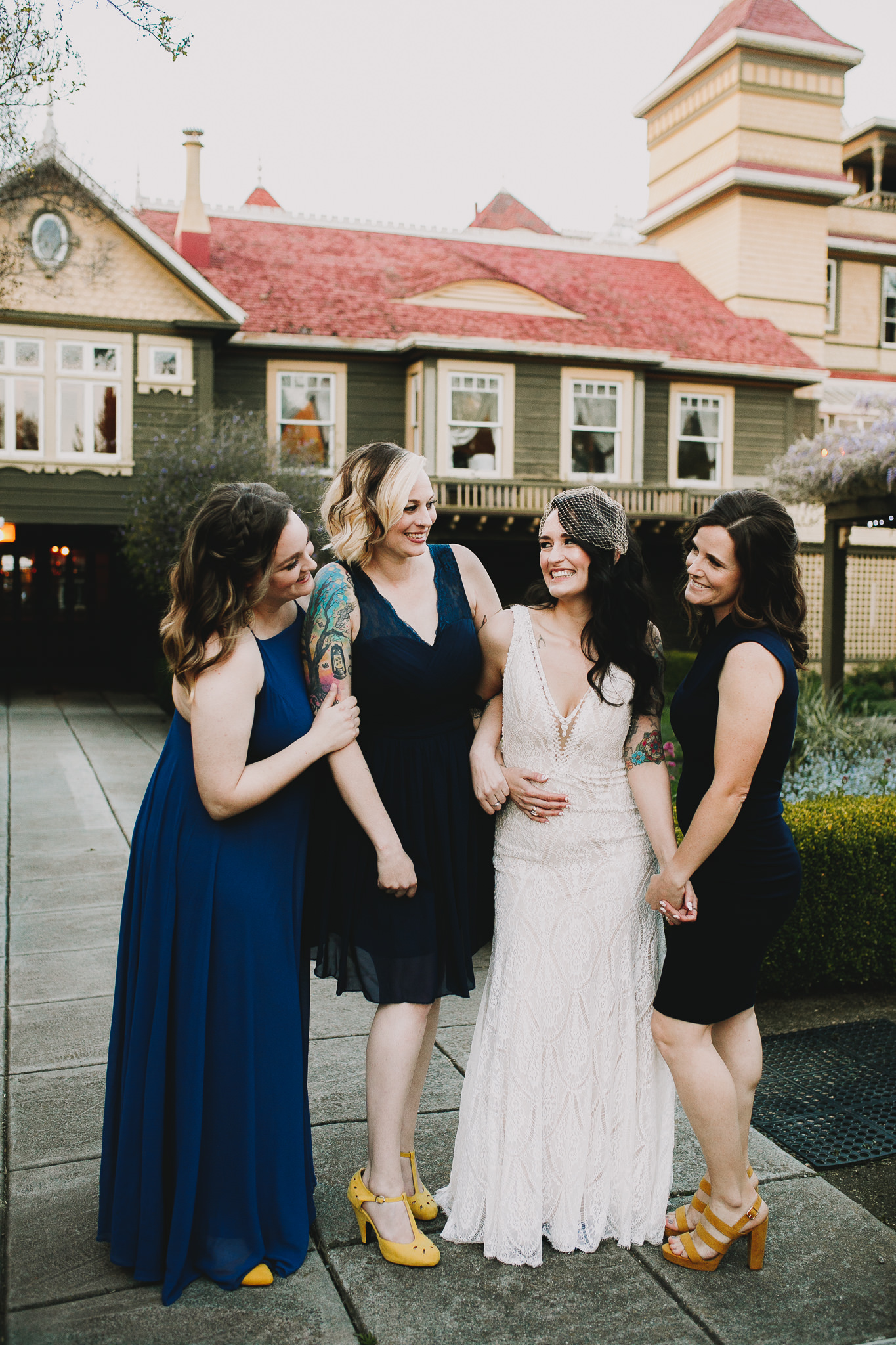 Archer Inspired Photography Sara and Aaron Winchester Mystery House NorCal San Jose California Wedding Photographer-487.jpg