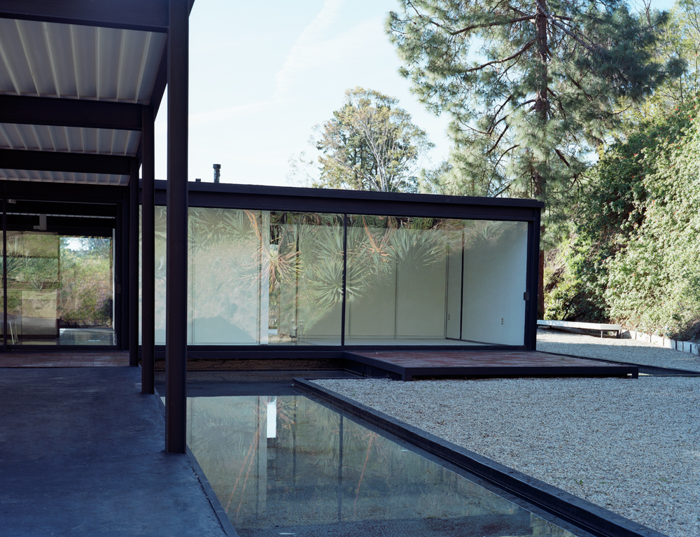 Pierre Koenig, Architect. Case Study House 21