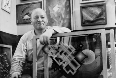 Oscar Fischinger / Artist, Animator, Filmaker.