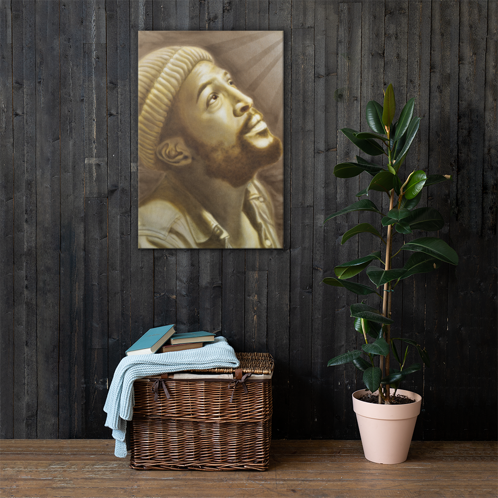 Marvin Canvas Print
