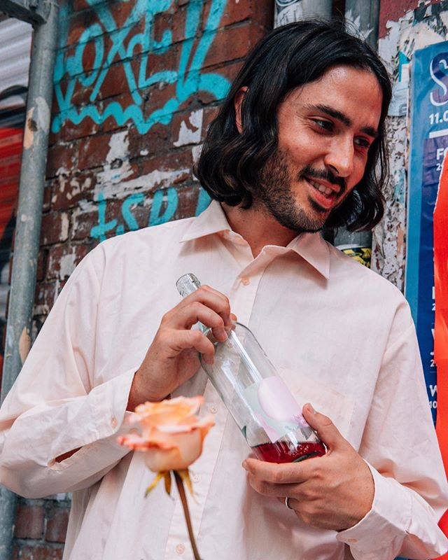 Special mention goes to @goodbyejorges for his immeasurable support leading up to our PREVIEW PARTY 💓 Creating the prettiest pink spritz for guests, even dressed in pink and serving his famous homemade pickles 🥒 Not to mention his trips to collect zips and other finishing touches... We love you Jorge! See more photography by @meganjcourtis on FORM facebook now x