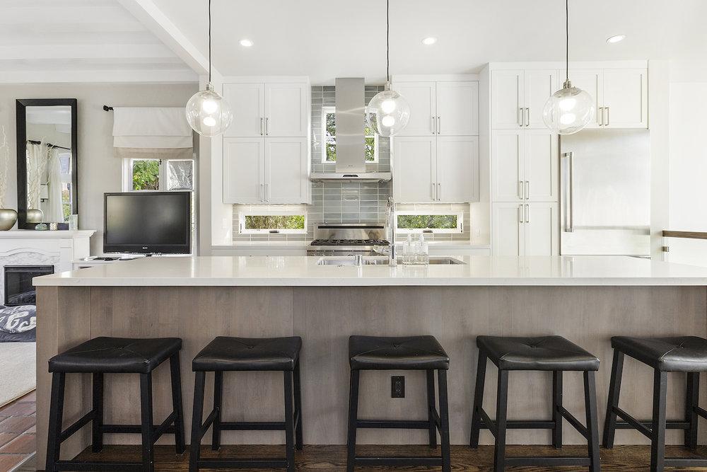 St Francis Wood Kitchen Basement Remodel Project Summary San Francisco Design Build