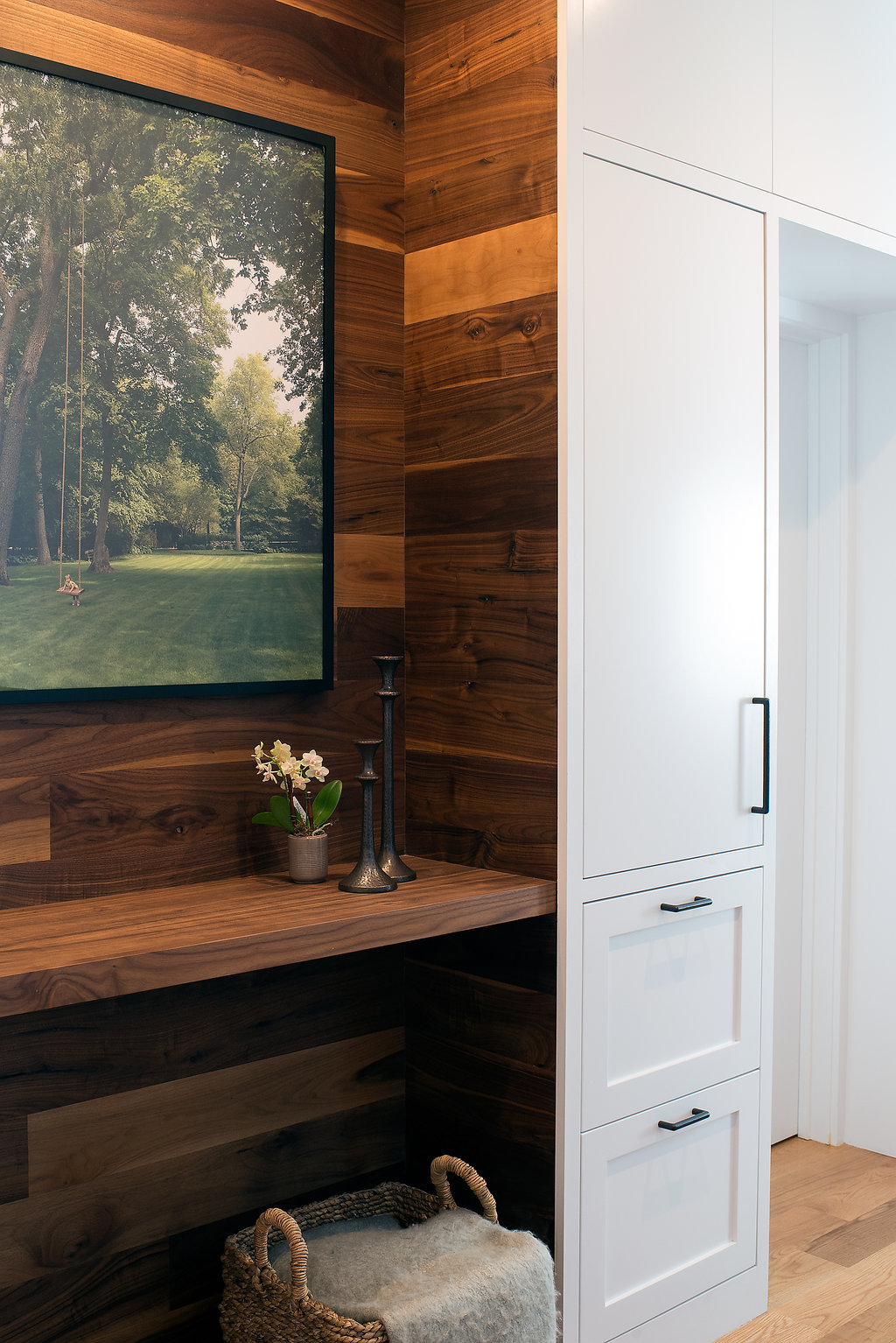custom built ins with wood and white drawers and cabinet.jpg