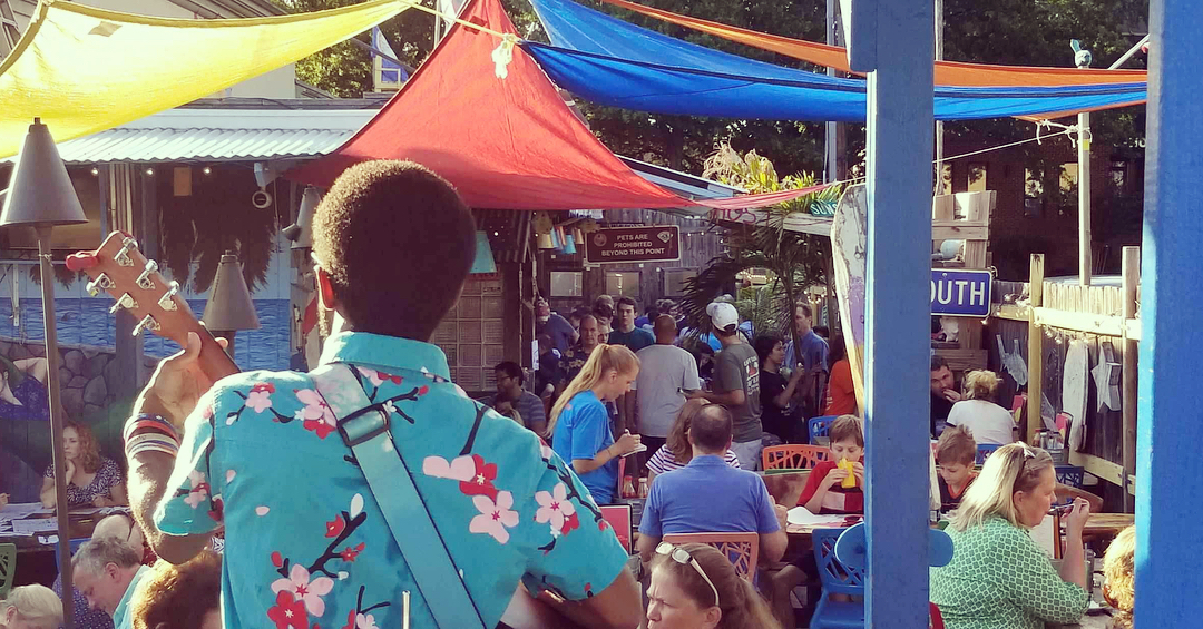 Perform at Clare and Dons Beach Shack 8/25/18