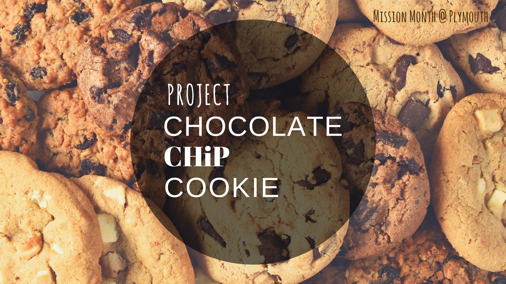 PROJECT: Chocolate CHiP Cookie - During the month of May, our Sunday School children on both Wednesdays and Sundays will be baking chocolate chip cookies for the homeless people served by CHiPS (Christian Help in Park Slope) and it's soup kitchen. We were told by the CHiPS director that they do not have funds to serve dessert - that's where we come in! The cookies will be delivered weekly and put in each person's lunch bag as a welcome treat.