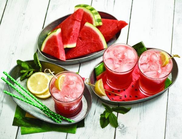 Watermelon Juice Recipe from  The Jenny Evolution