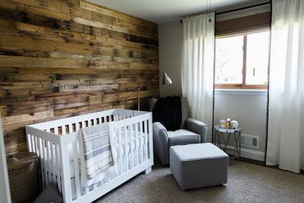 Nautical Nursery from  Lynzy and Co