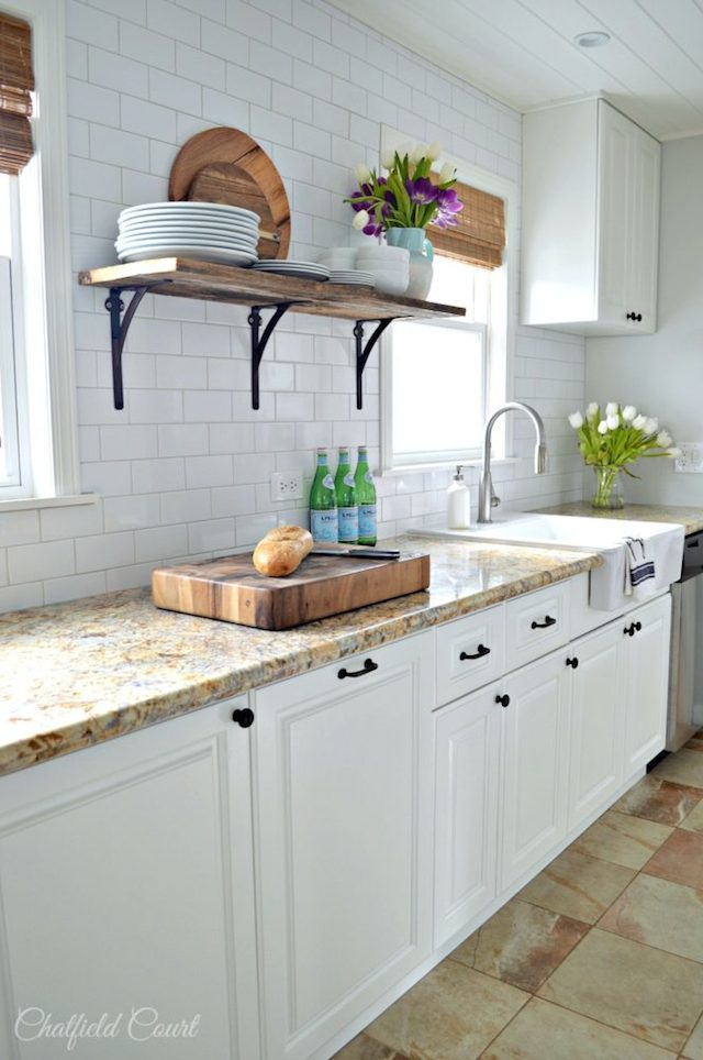 Kitchen Remodel from  Chatfield Court