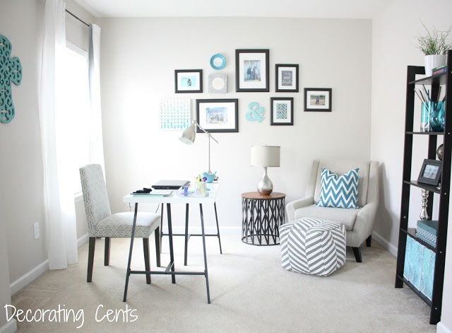 Room Changes from  Decorating Cents