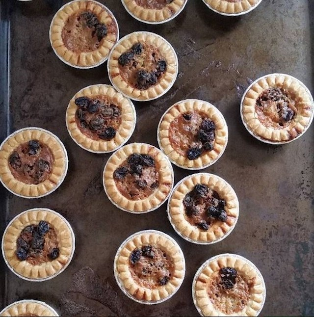 Butter Tarts from  Parent Club