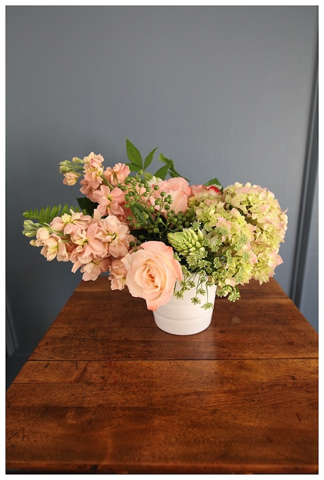 How to Arrange Flowers from  Run to Radiance