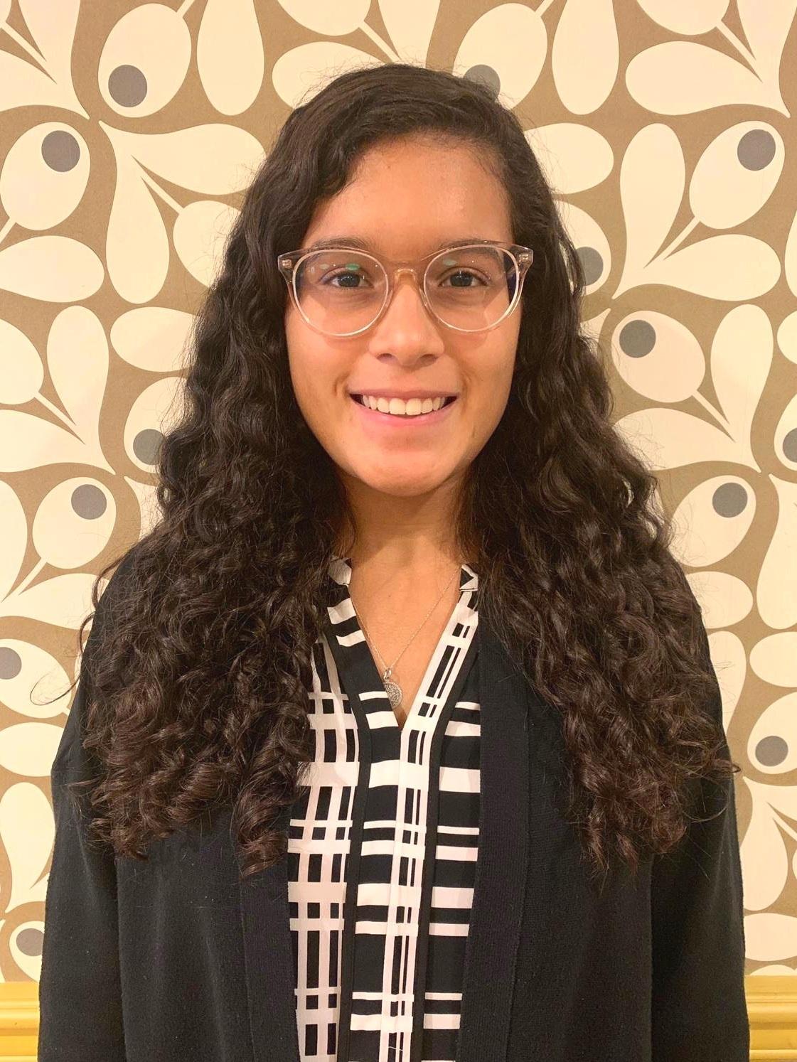 Angelica Estevez, Executive Assistant to the Chairman