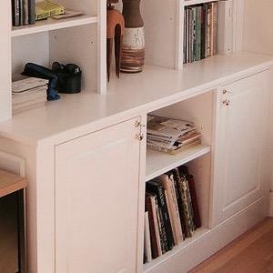 Living Room Built-Ins