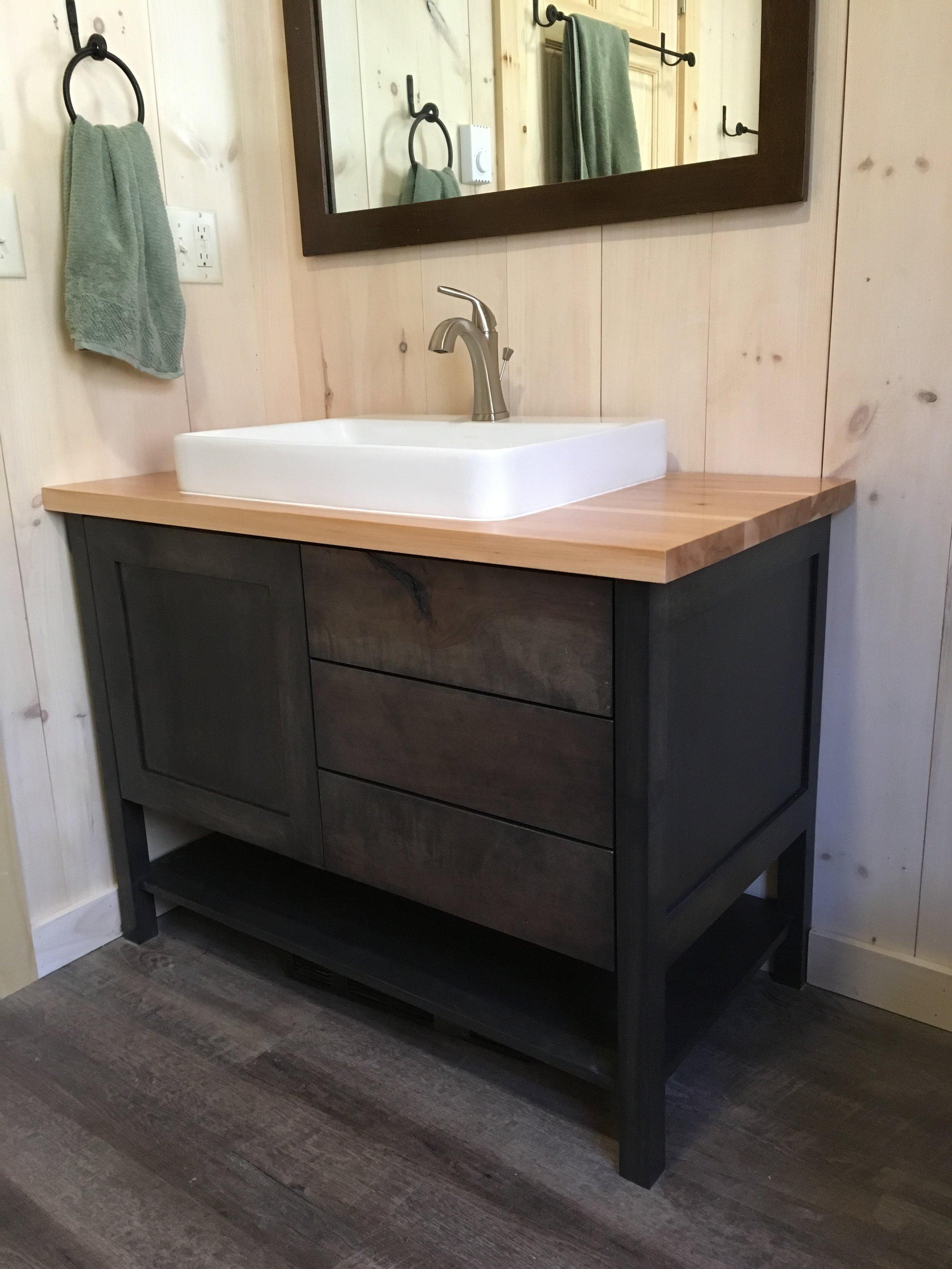 Custom Furniture Style Vanity