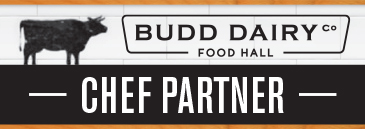 Budd Dairy Food Hall Partner, opening fall 2019!