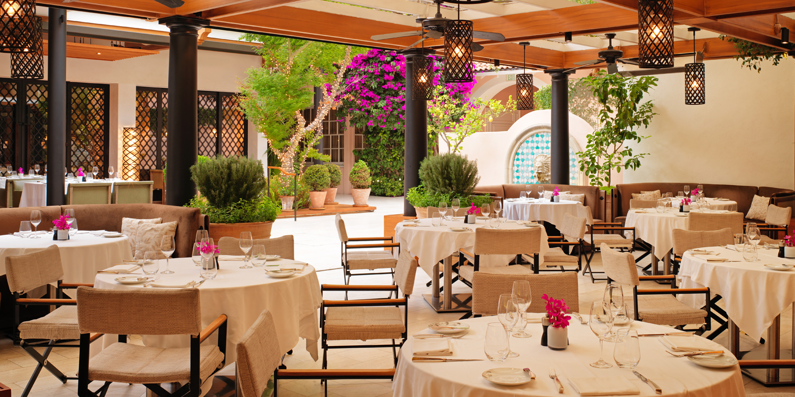 Wolfgang Puck. Photo from Hotel Bel-Air