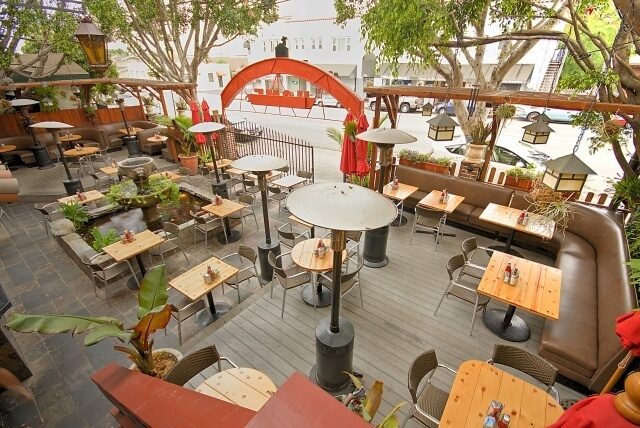Home Restaurant Los Angeles