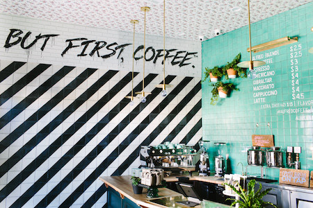 Alfred Coffee Los Angeles