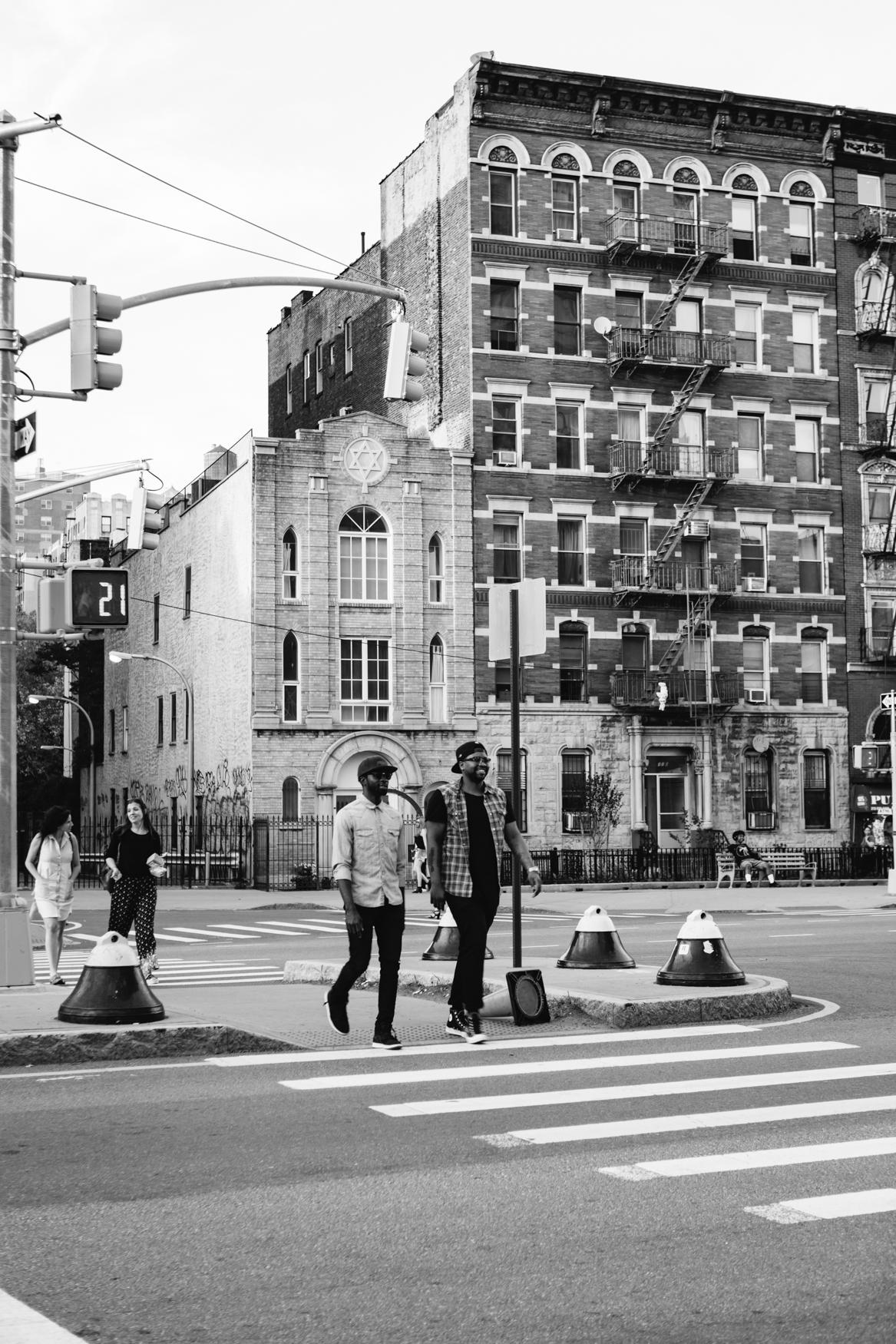 New York East Village