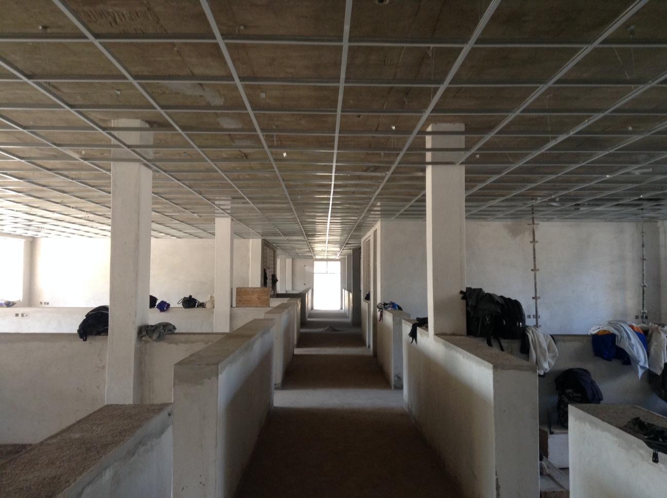 Interior Hallways - July 2016