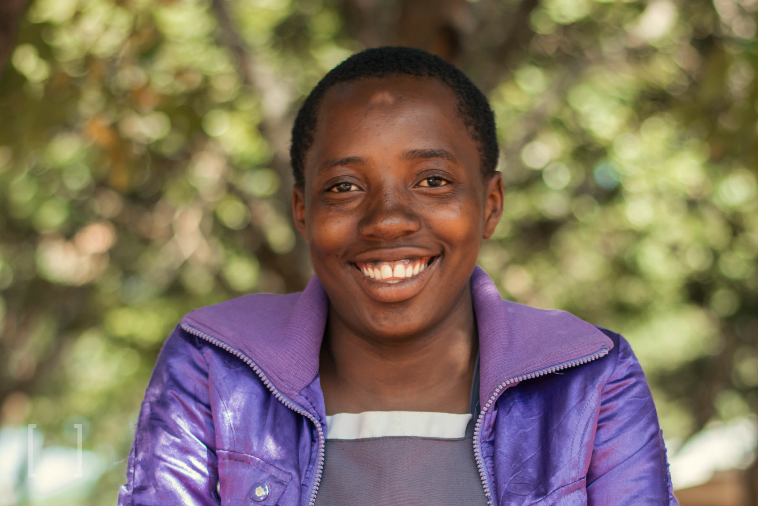 Loveness - Loveness is a twin! She likes playing netball and wishes to play on the Malawi national team one day. Her favorite subject is social studies. She likes reading novels and chatting with friends during her free time. Sponsor her!
