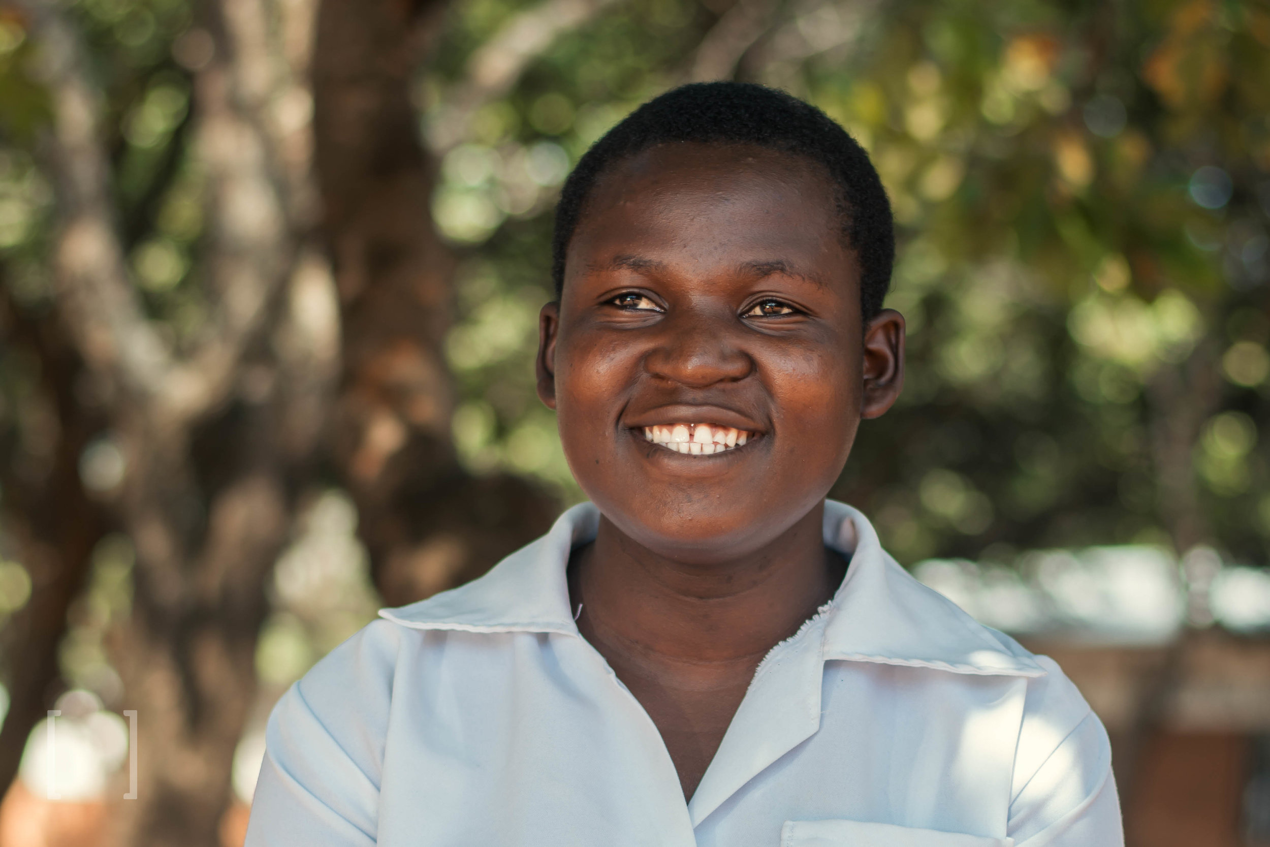 Rosemary - Rosemary is 14 years old. She does well in class and she would like to be a police officer one day. She faced many challenges but is now doing great! Click below to sponsor her.
