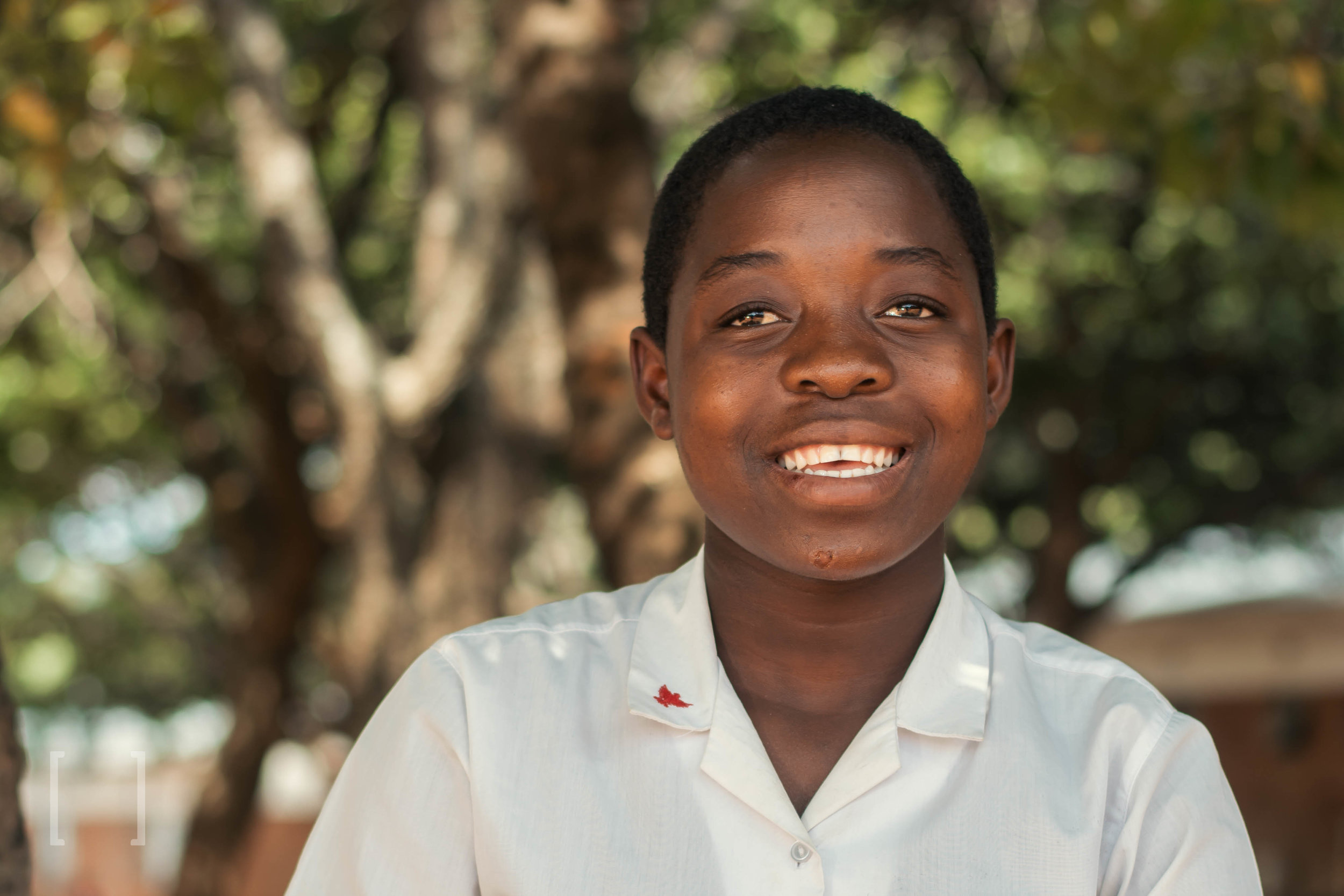 Rose - Rose was born February 23, 2001. She lost her father and her mother is very ill. She works hard in school and would like to become a nurse. Rose loves playing netball and is great at teamwork. Sponsor Rose today!