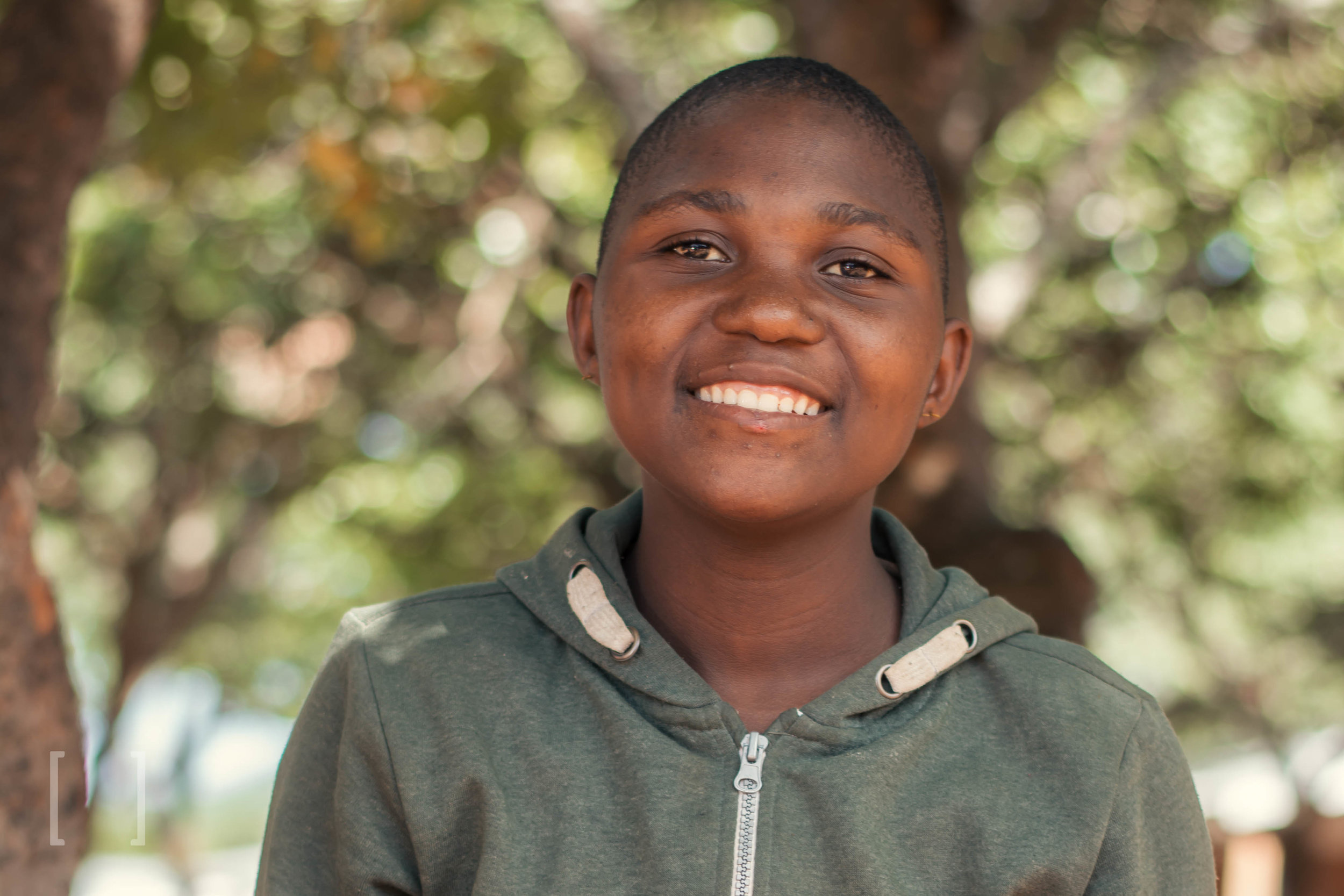 Yvonne - Yvonne is a great student and wants be a stewardess for Air Malawi when she grows up! Help her dreams take flight.