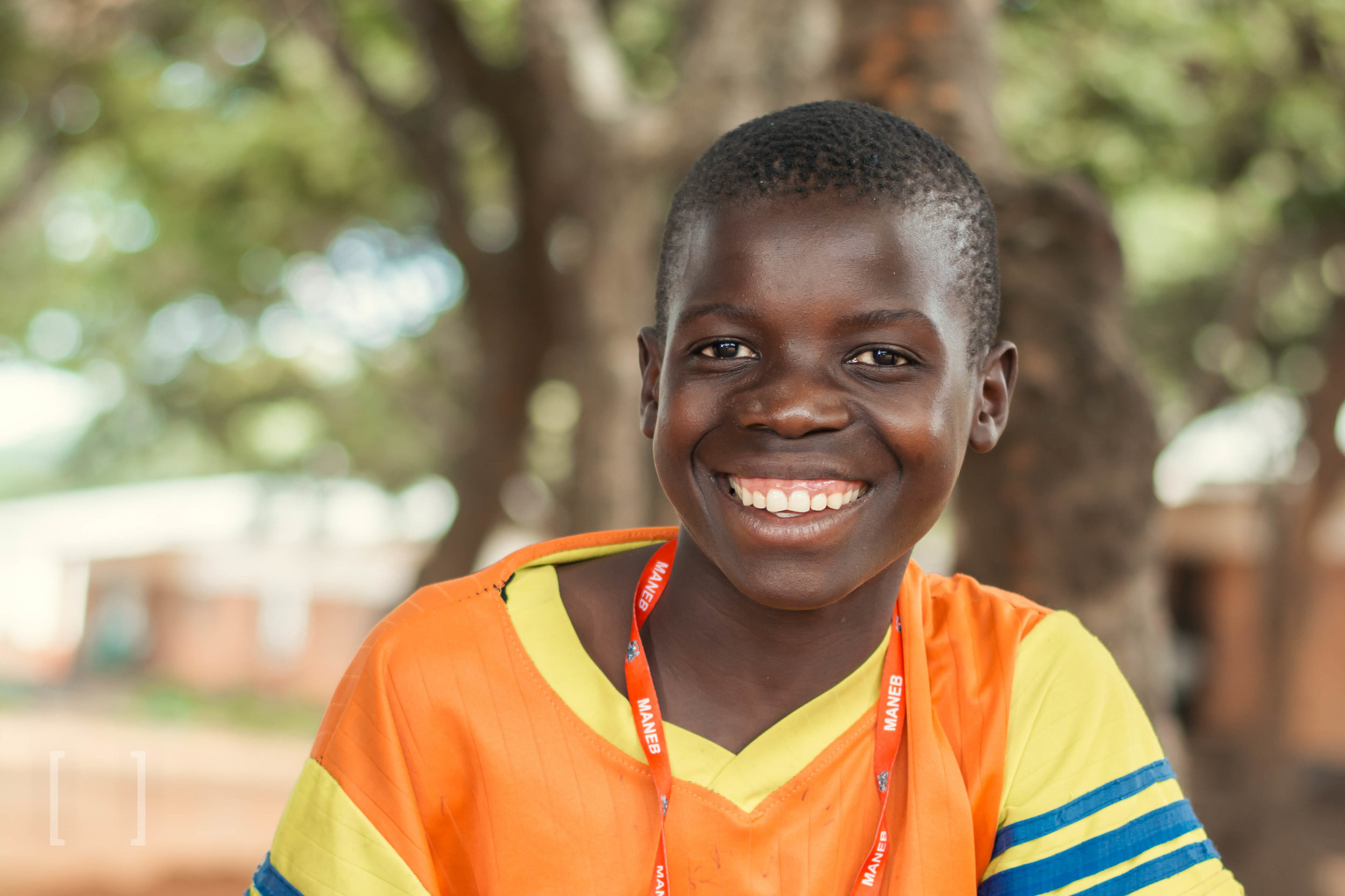 Mike - Mike loves airplanes and aeronotics. He hopes to be a pilot for Malawi Airlines. Help Mike's dream takeoff!