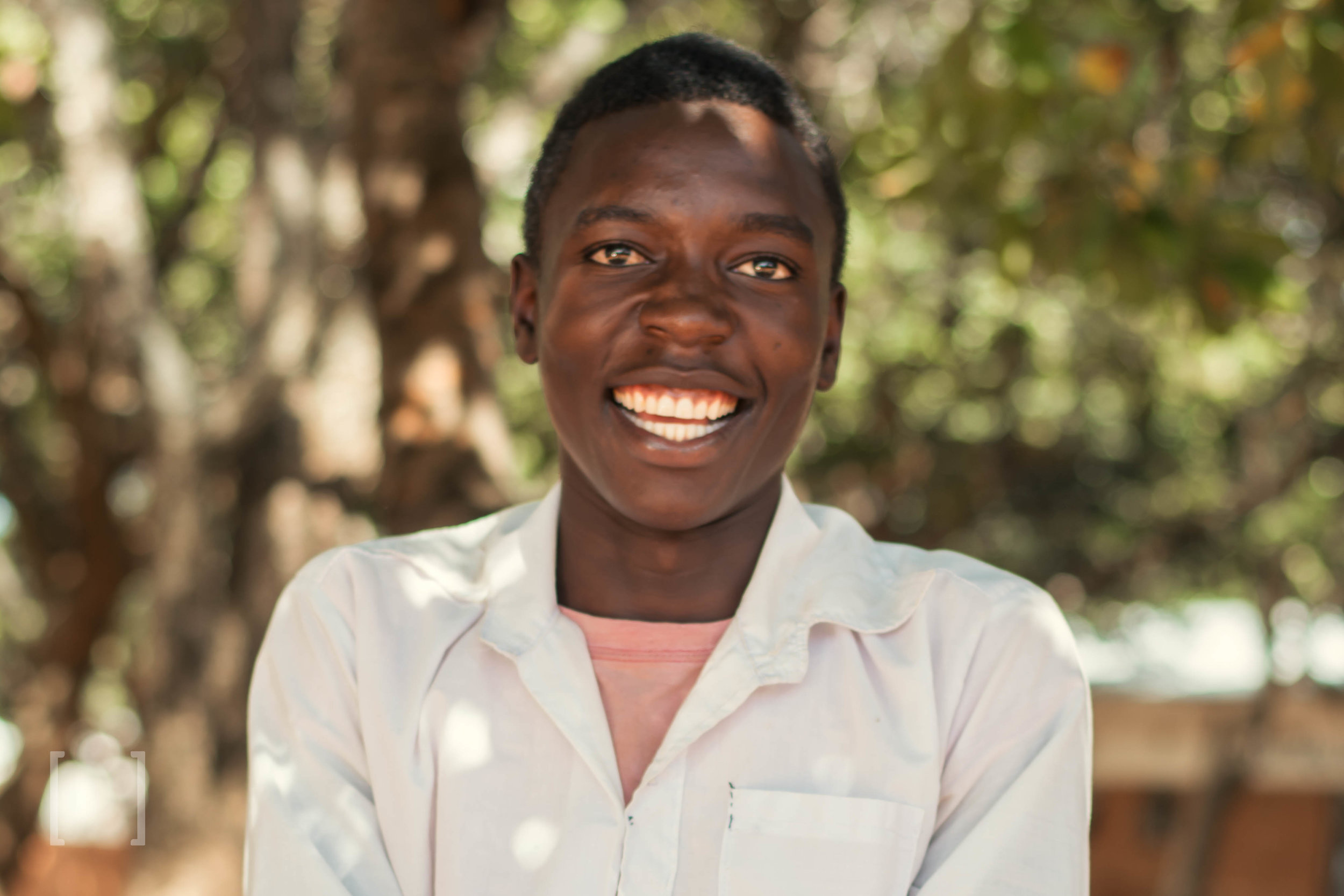 Mphatso - Mphatso has 3 siblings. He would like to become a doctor so that he can help care for his chronically ill mother. He is doing well in class and enjoys staying at Home of Hope. Help him on his way!