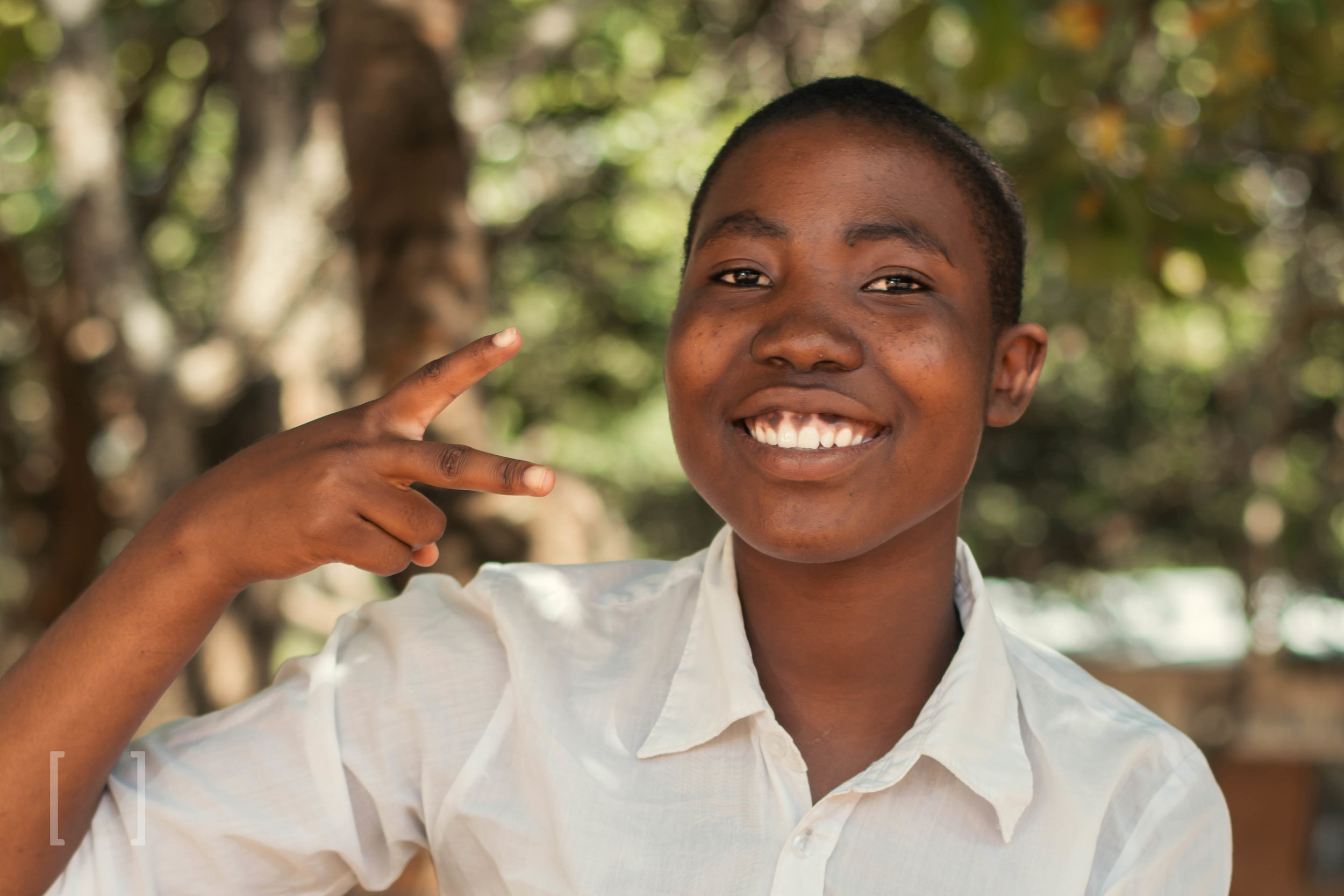 Faith - Orphaned at a young age, Faith came to Home of Hope for a chance at an education. Now she is top of her class and an aspiring nurse. Keep Faith on her high-achieving path!