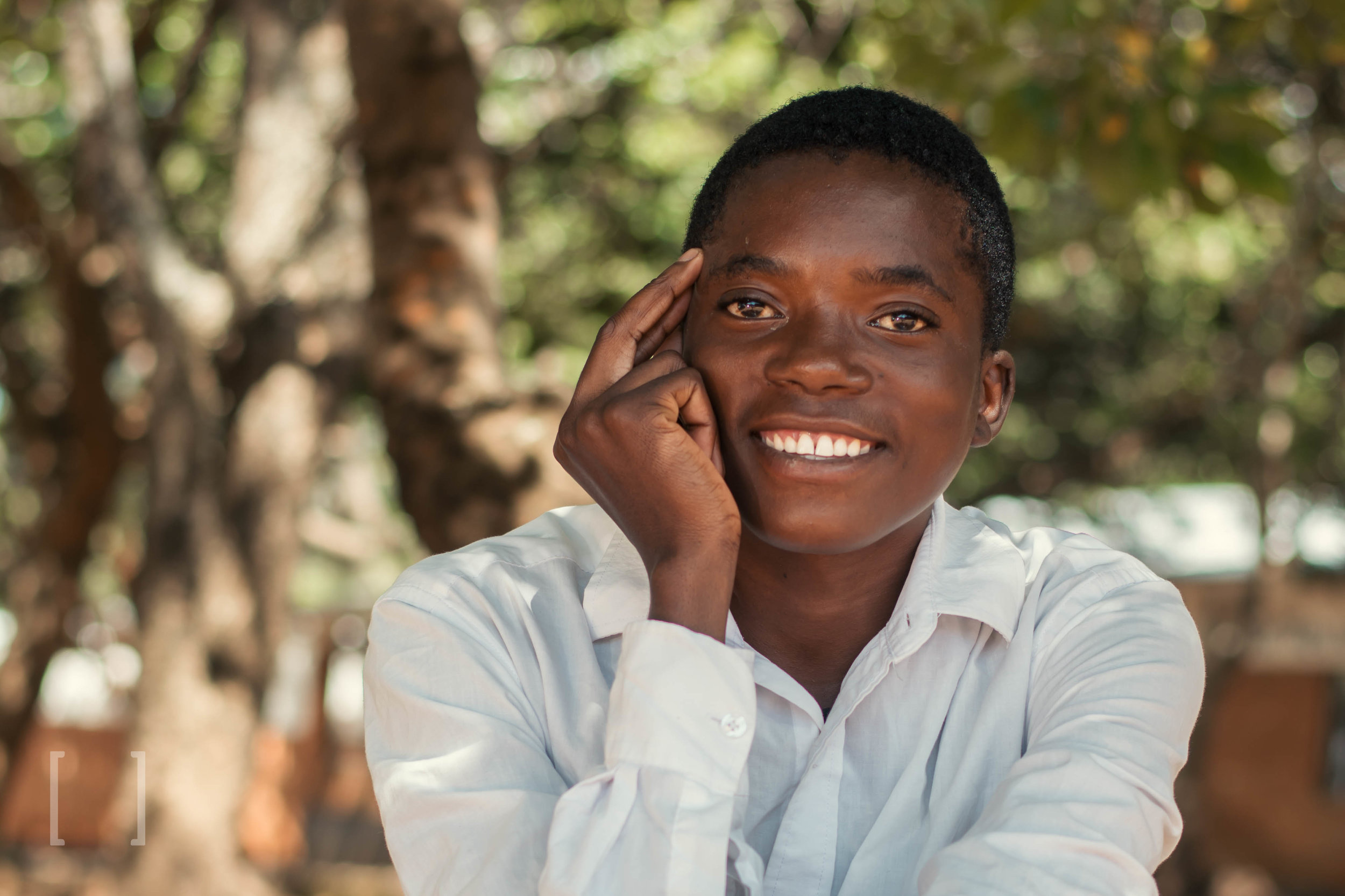 Maxwell - Maxwell was born in 2002. He and his siblings all came to Home of Hope after their mother died. Maxwell is a green thumb who dreams of working in the Ministry of Agriculture. Cultivate his ambitions and support Maxwell today!