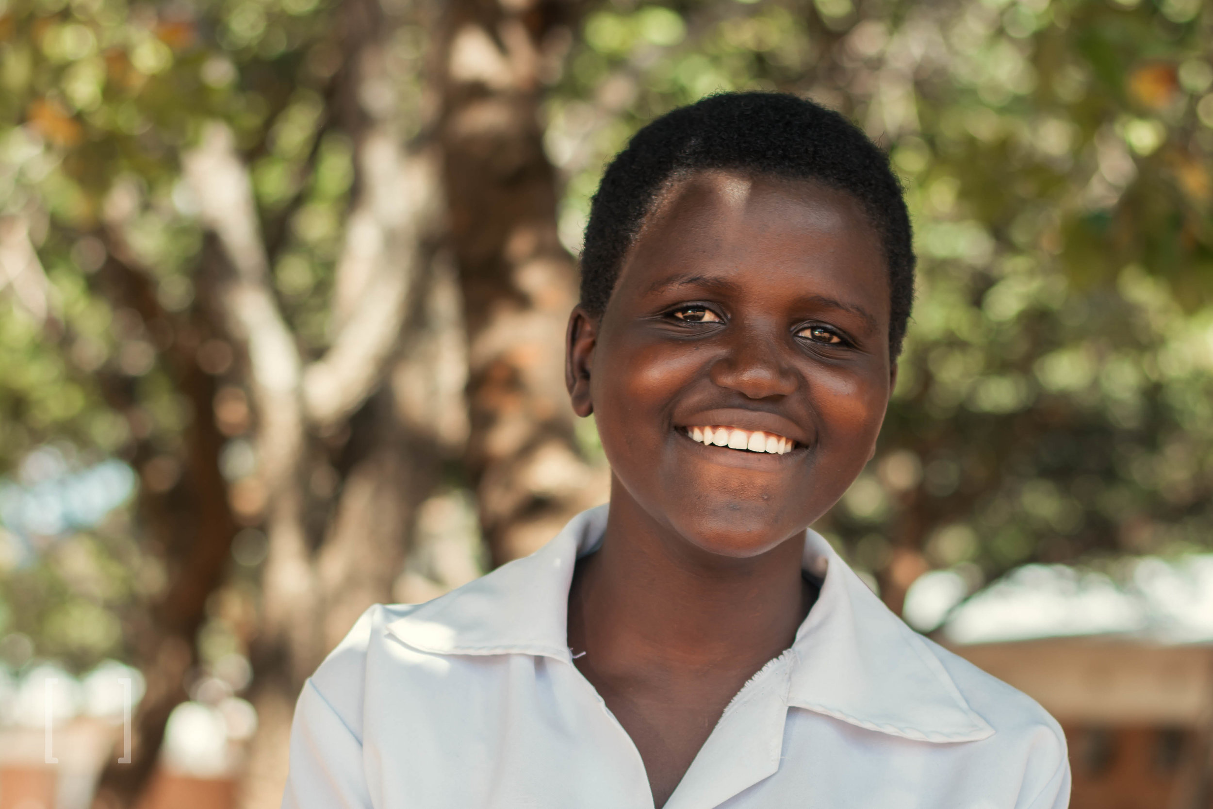 Maggie - Maggie was born on 4 August 2004. She came to Home of Hope to continue her studies. During holidays, she visits her chronically ill mother who is unable to care for her. Maggie would like to study nursing in order to treat her mother's condition. Be a part of Maggie's global family!