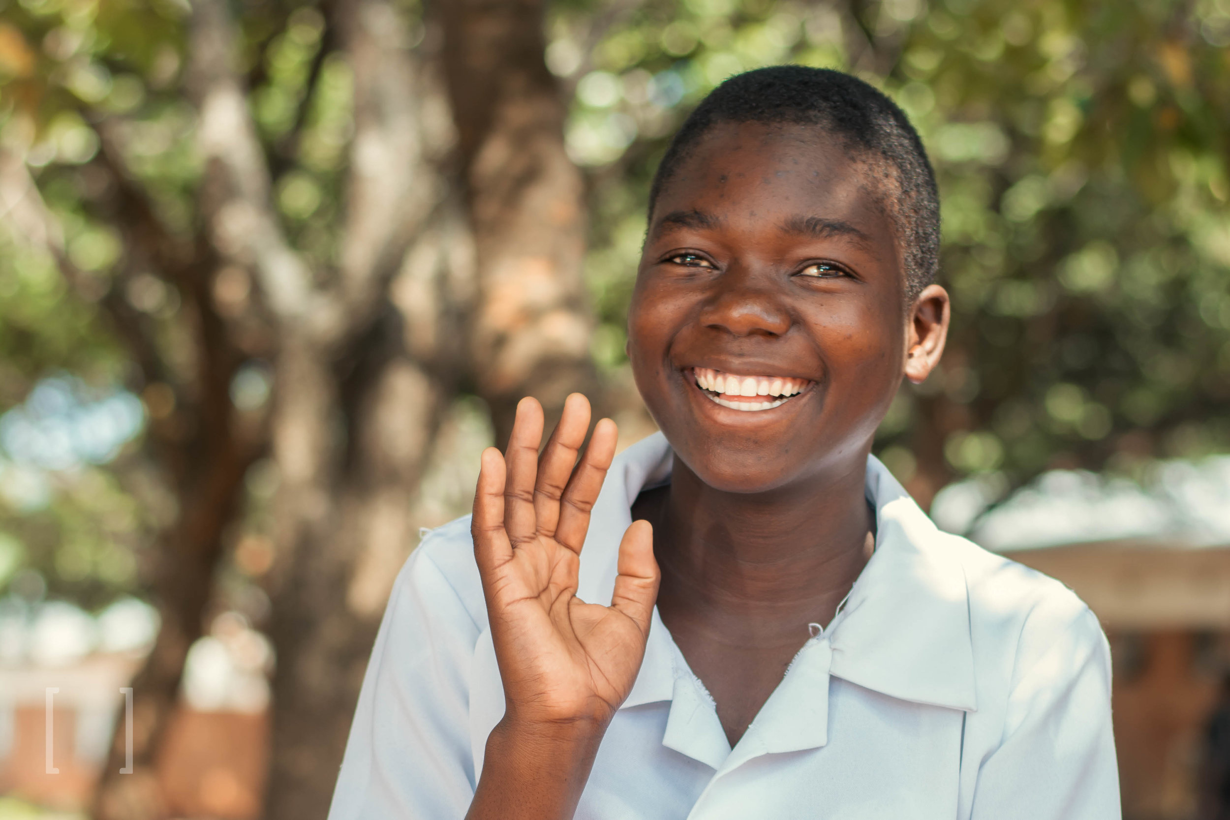 Sofina - Sofina was born on 24 January 2002. Her father died and her mother suffers from intellectual disabilities. She works hard in school and is happy to have a community of support at Home of Hope. Show her some love and become Sofina's sponsor!