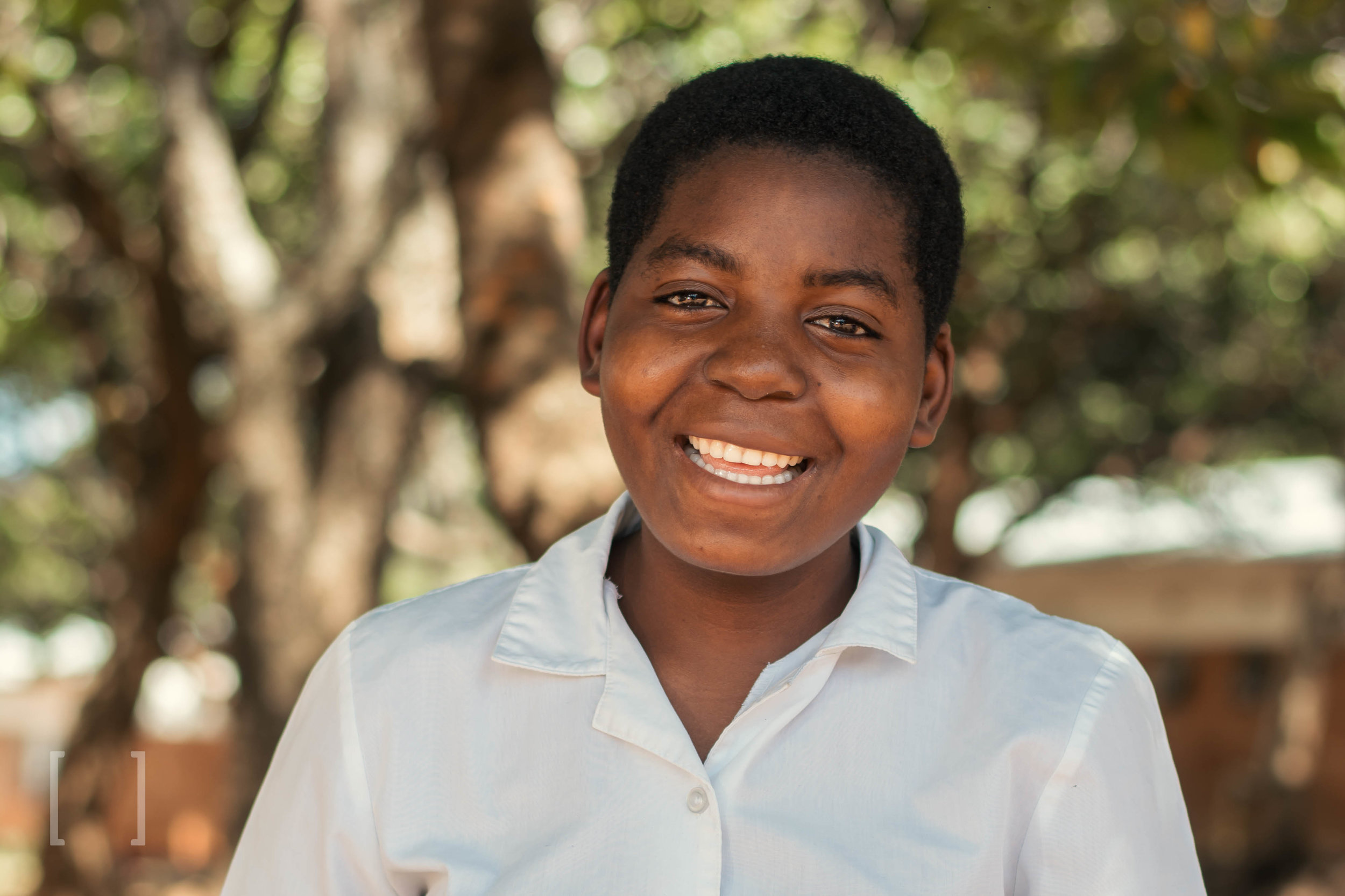 Tendai - Tendai was born on 27 September 2001. She is happy to be at Home of Hope and enjoys playing with lots of friends. She would like to be a doctor one day. Be a friend to Tendai and sponsor her today!