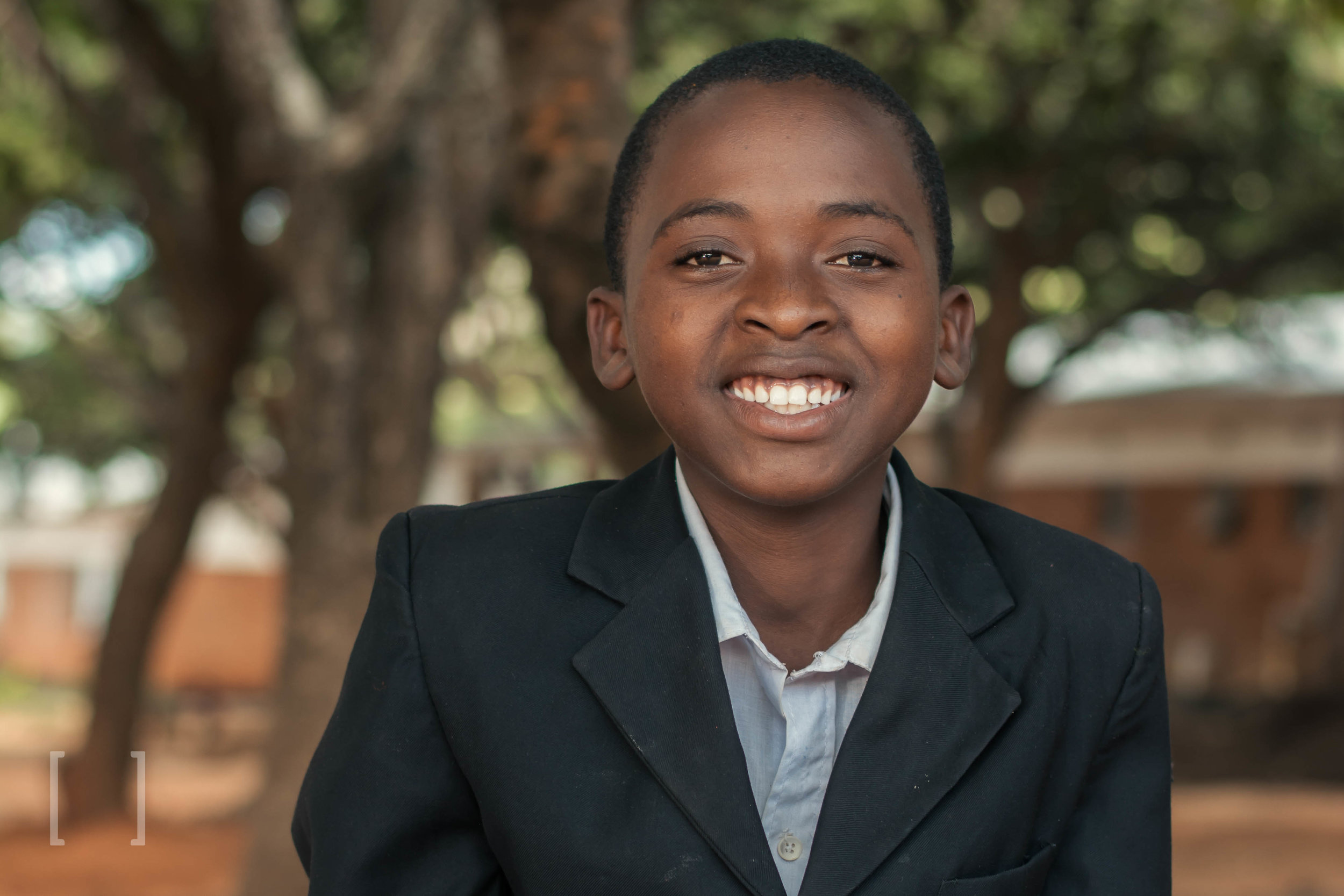 Welason - Welason is an avid reader and looks forward to class everyday. Become a sponsor & help provide him with books and educational materials!