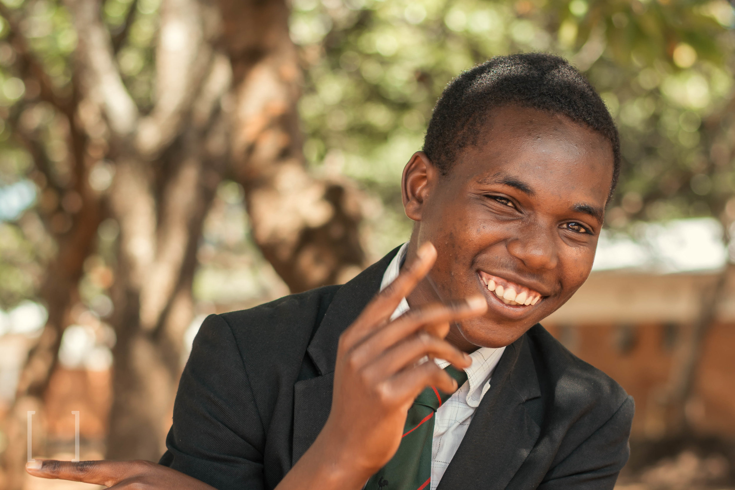 William - William was born on 15 October 2000. He loves to talk - especially with friends at Home of Hope. He'd like to use his voice for good and become a judge. Become Wiliam's sponsor and start a dialouge today!